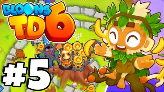 Download Baloon Tower Defence 6 Apk [BTD 6 Apk] For Android