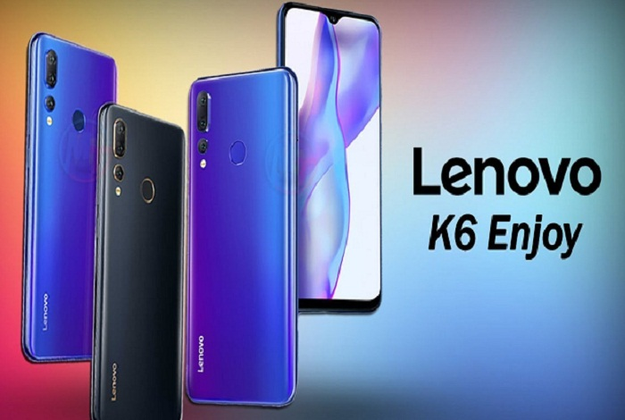 Lenovo K6 Enjoy