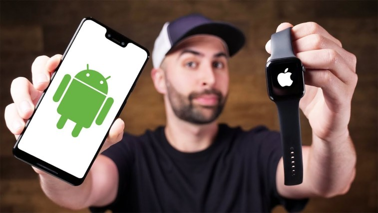 How To Use Apple Watch with Android (it's expensive)