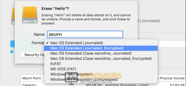 Check the first option to get rid of time machine couldn't complete the backup issue