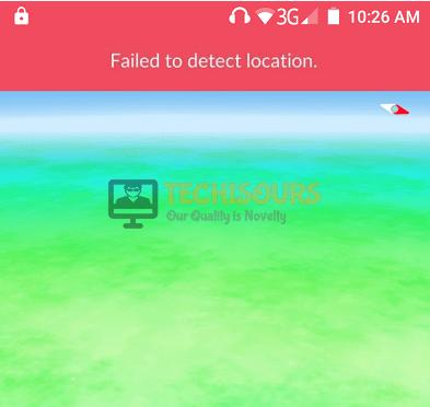 Error msg display pokemon go error 12