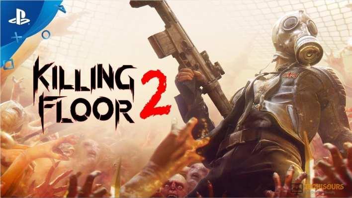killing floor 2 not launching