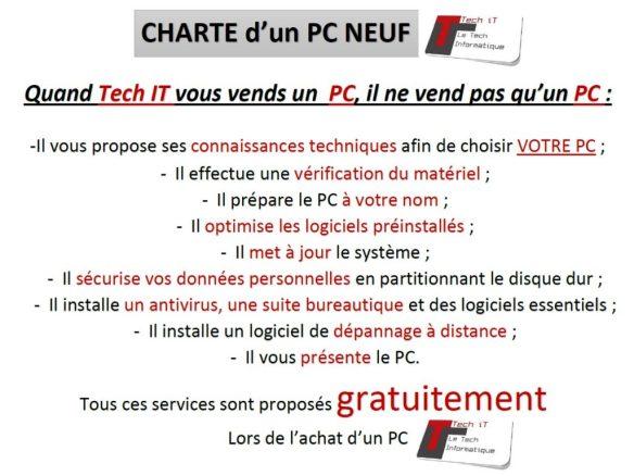 Quand Tech iT Vend PC