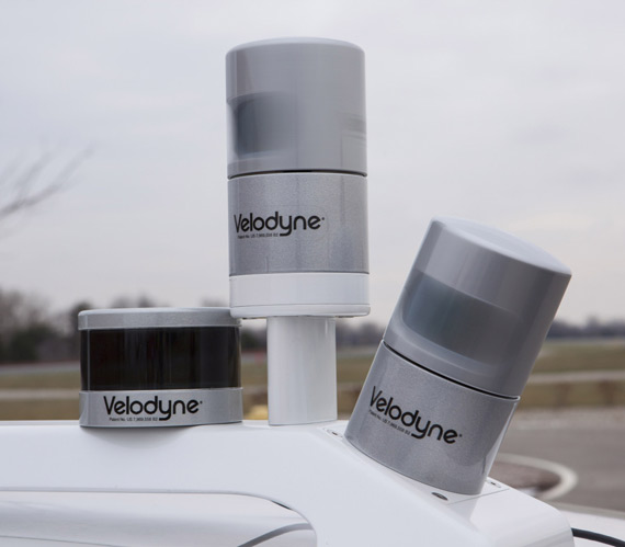 Velodyne-Lidar-radar-ford-fusion-hybrid