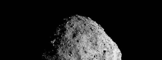 Φωτογραφία: Η επιφάνεια ενός αστεροειδή πιο κοντά από ποτέ