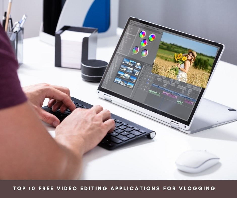 top 10 video editing applications free for mac windows