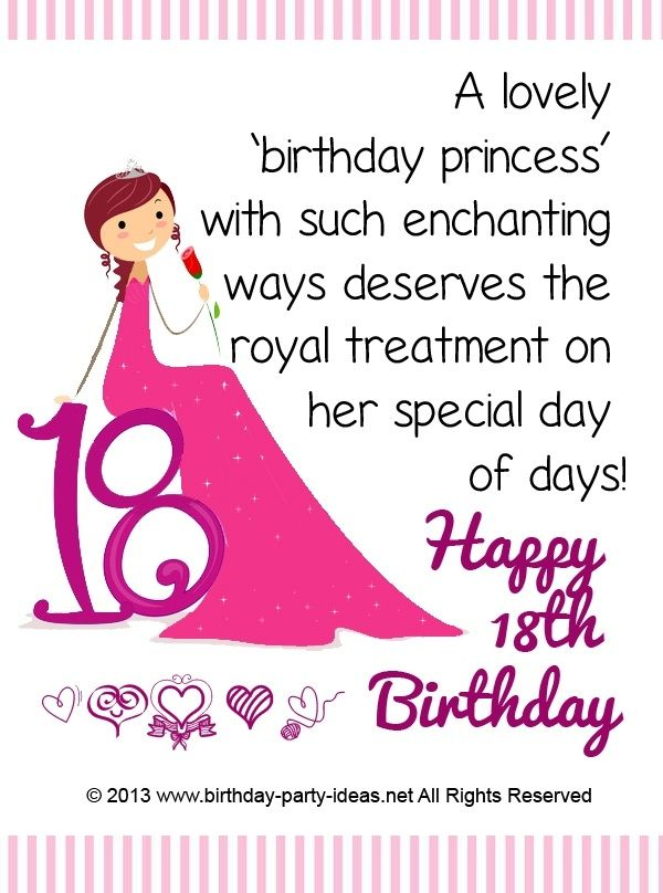 Happy 18th Birthday Wishes To My Daughter : happy, birthday, wishes, daughter, Birthday, Wishes, Daughter, Greeting, Cards