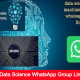 Data Science WhatsApp Group Links