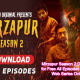 Mirzapur Season 2 Download for Free All Episodes & Watch Web Series Online 2020 - How to Download & Watch Mirzapur Season 2 Free 2020