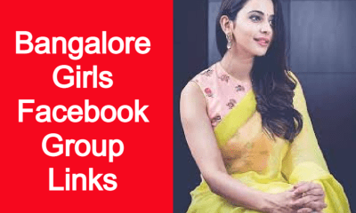 Bangalore Girls Facebook Group Links 2020 | Facebook Group Links Bangalore Girls |