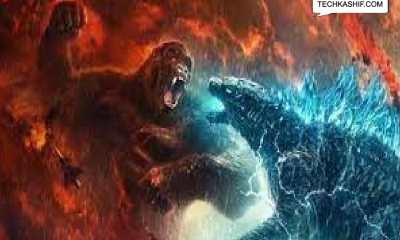 Godzilla vs. Kong 'Hindi dubbed full HD available for free download Tamilrockers