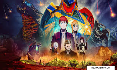 Pacific Rim: Watch Black Season 1 Anime Series Online or Download Now Available on Netflix