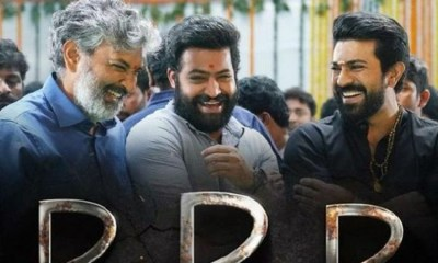 The wait for the fans is over! Great poster of 'RRR' released, there was a huge panic in the fans – Bollywood News: Latest Bollywood News & Bollywood Gossip