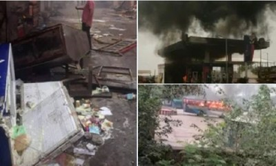 Curfew continues in the area, traders said - shops will not open till the arrest of the culprits – Bollywood News: Latest Bollywood News & Bollywood Gossip