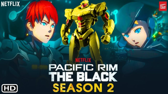 Pacific Rim The Black Season 2 Release Date, Cast, Plot and Everything We Know