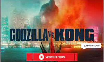 WATCH _ Godzilla vs Kong (2021) Online Full HD Movie Download – Techkashif