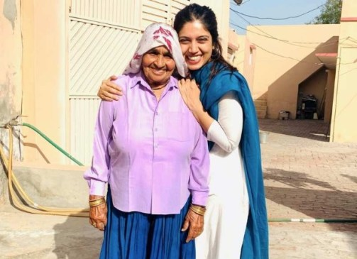 """""""It really feels like a very big personal loss"""" – Bhumi Pednekar expresses grief as Shooter Dadi Chandro Tomar passes away : Bollywood News Moviesflix"""