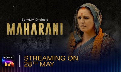 Maharani Sony Liv Web Series Cast, Release Date, Story, Watch Online & More