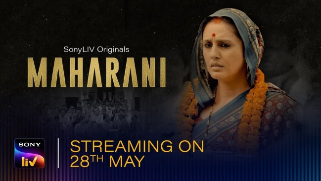 Maharani Sony Liv Web Series Cast, release date, story, watch online and more