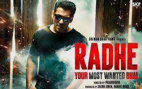 Radhe Movie Download 480p, 720p and 1080p leaked by Isaimini