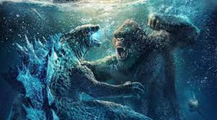 Godzilla vs Kong Full Movie Hindi Dubbed Free Download Link Available on Bolly4u