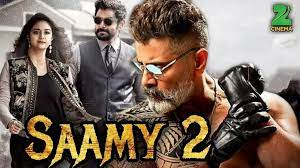 Download Saamy 2 Tamil full movie for free in 1080p HD quality