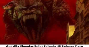 Godzilla Singular Point Episode 15 Release Date and Time, Countdown, When Is It Coming Out?