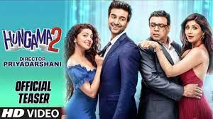 Hungama 2 Movie Release Date and Time Confirmed 2021: When is the 2021 Hungama 2 Movie Coming out on OTT Disney+ Hotstar?