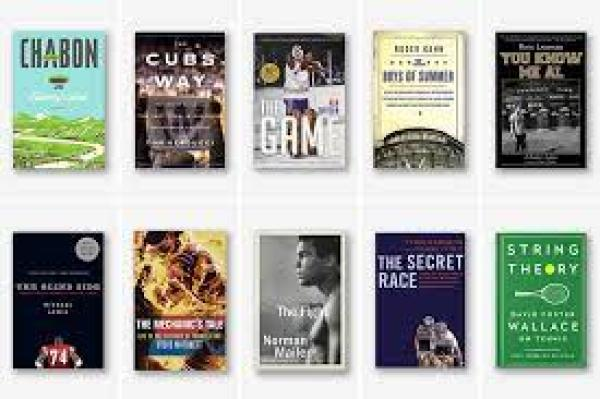 5 Best Sports Books Of All Time