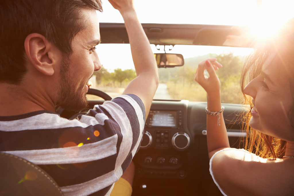 5 tips to make your romantic long drive effective