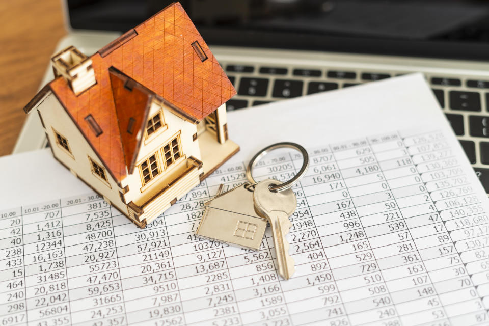 Financial planning for getting a mortgage