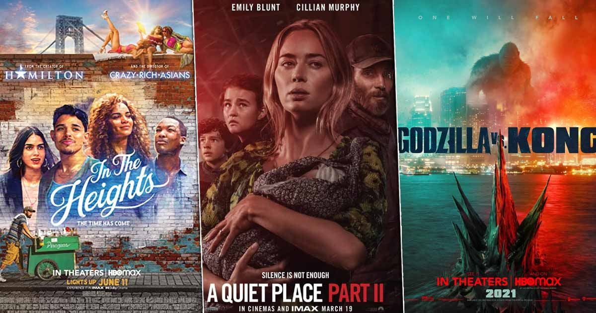 In the Heights starts off slow, A Quiet Place Part II ready to beat Godzilla vs Kong – Box Office Update