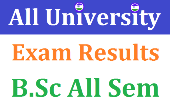 B.Sc Result 2021 1st 2nd 3rd year (Part 1, 2, 3) Semester results