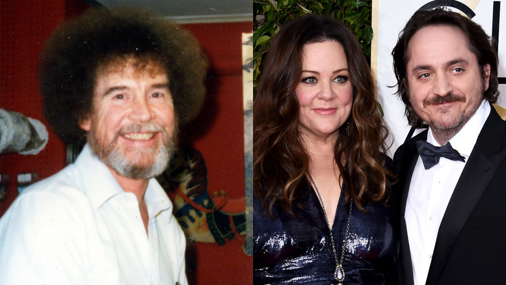 """Bob Ross Inc. Responds to Netflix Doc as Melissa McCarthy, Ben Falcone Say They Didn't Set Out to Create a """"Hit Piece"""""""