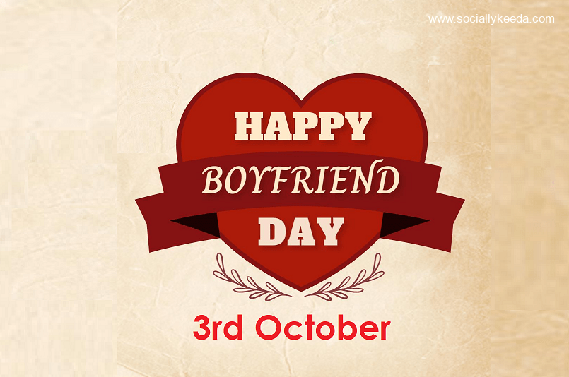 National Boyfriend Day Quotes 2021 [Sweet & Romantic Quotes for BF] | Socially Keeda
