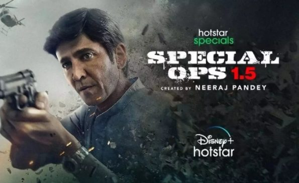 Special Ops 1.5 (Disney+ Hotstar) Web Series Story, Cast, Real Name, Wiki & More