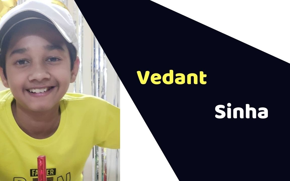 Vedant Sinha (Child Actor) Age, Career, Biography, Films, TV shows & More