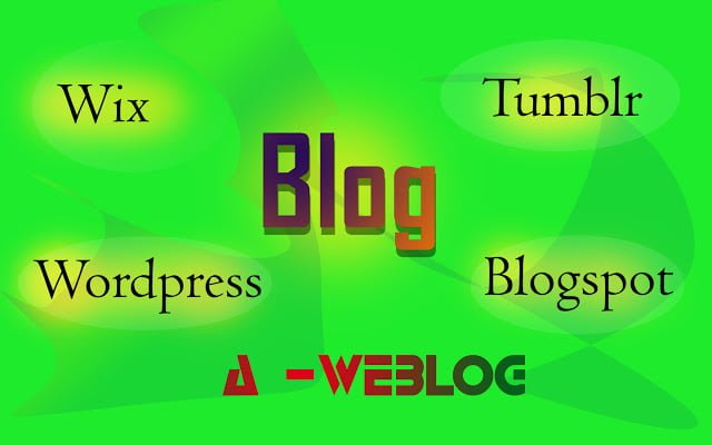 what is a blog,types of blog,purpose of blog