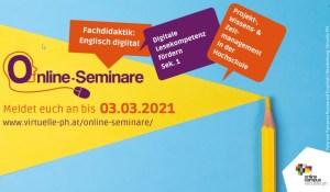 Read more about the article Online-Seminare:  Digitale Lesekompetenz, Projekt-, Wissens- und Zeitmanagement
