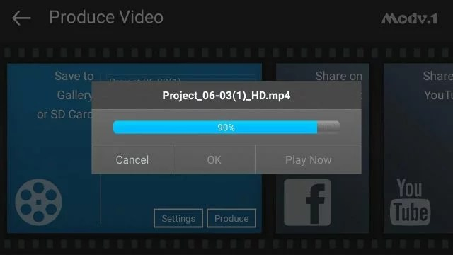 Produce Video dengan Power DIrector