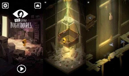 Download Game Very Little Nightmares For Android