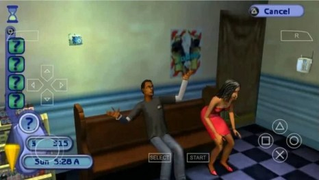 Download The Sims PPSSPP ISO