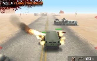 Zommbie Highway - top android games in android