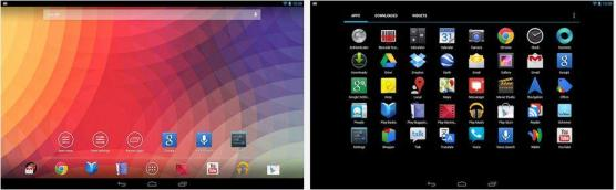 How to get custom android look in android - Apex Launcher