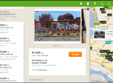 Top Android Apps to search for Rental apartments and houses trulia