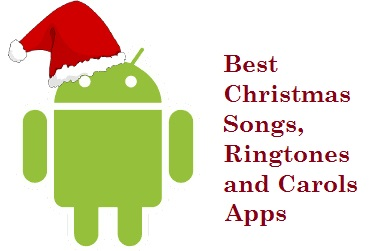 Top 4 Free Christmas Songs Ringtones And Radio Apps For Android Techknowzone Com