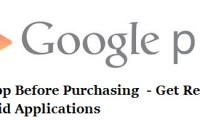 How to get Refund or Try Paid app for Free in Google Play Store