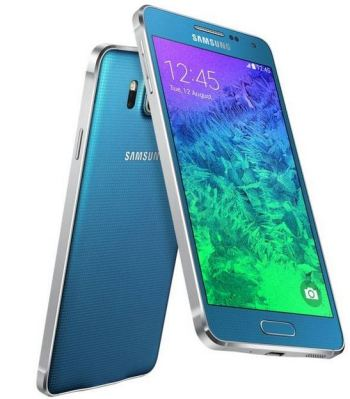 Samsung galaxy Alpha price in india at rs. 39990