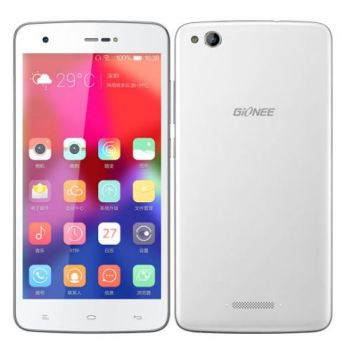 gionee gn715 with front led flash launched