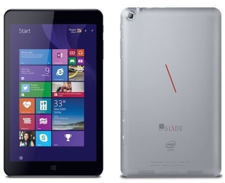 iBall Slide WQ32 with quad core processor and windows 8.1 at Rs. 16,999